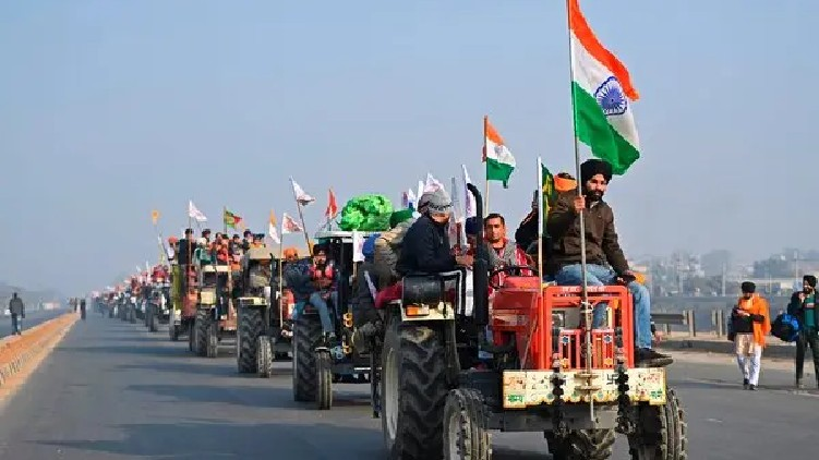 farmers protest from today