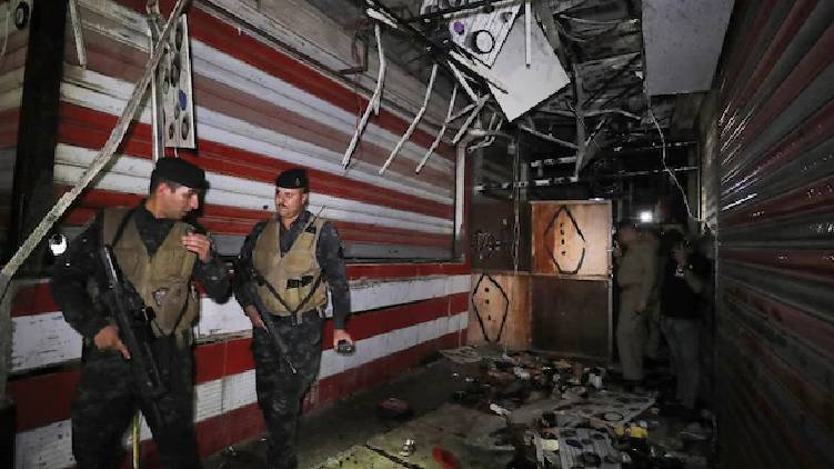 iraq suicide bombing