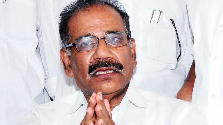 AK Saseendran NCP
