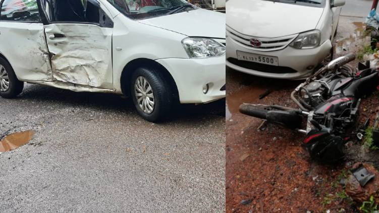 Young man dies in Azhikode road accident