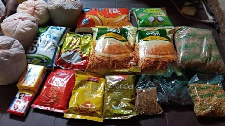Kerala's Onam Kit Distribution