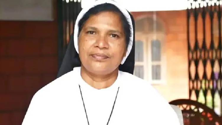 sister lucy kalappura hunger strike