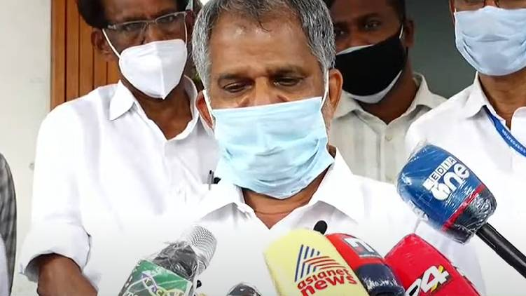A Vijayaraghavan says stand is not conducive to Front interests INL split