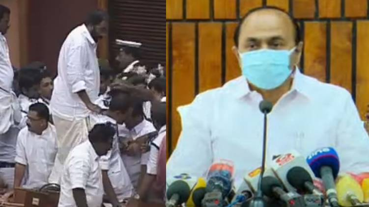 Sivankutty moral and legal opposition remaining as minister; VD Satheesan