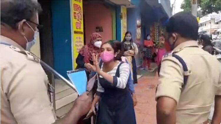 Chadayamangalam police case