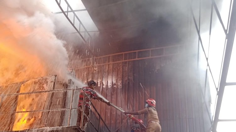 fire accident palakkad