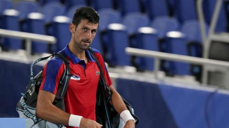 Djokovic Alexander Zverev Olympics