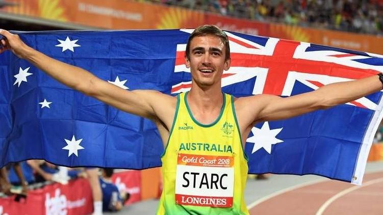 olympics brandon starc mitchell