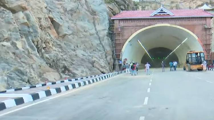 Thrissur kuthiran tunnel will be opened soon order came from centre