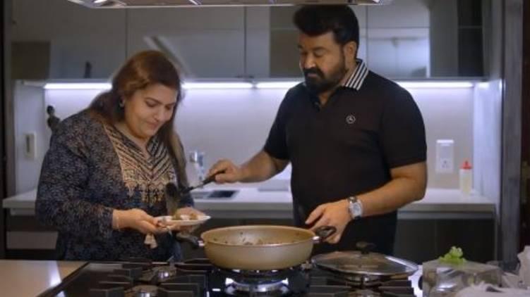 Mohanlal's special chicken recipe