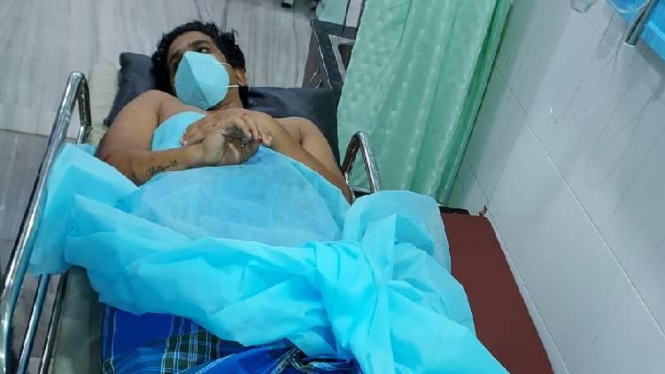 attack against yuvamorcha activist