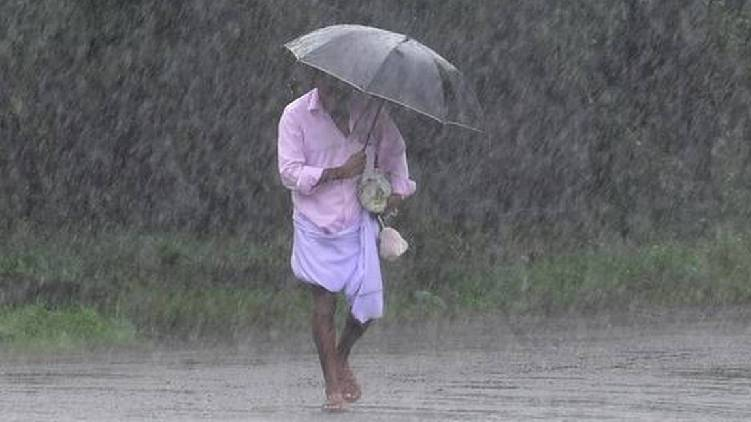 chances of heavy rain in kerala for next five days
