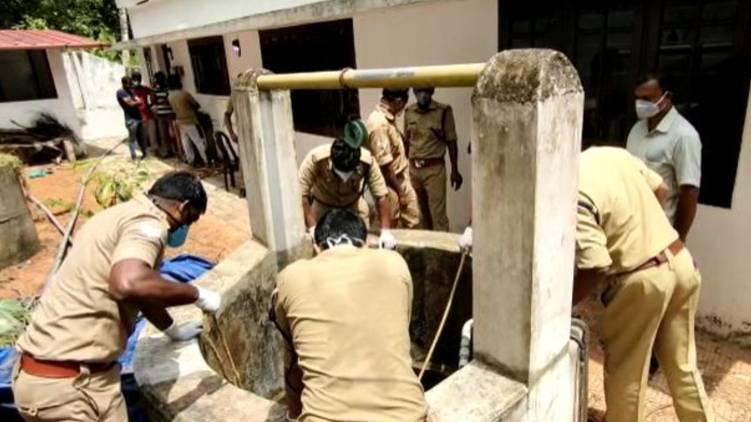 dead body found from thiruvananthapuram well