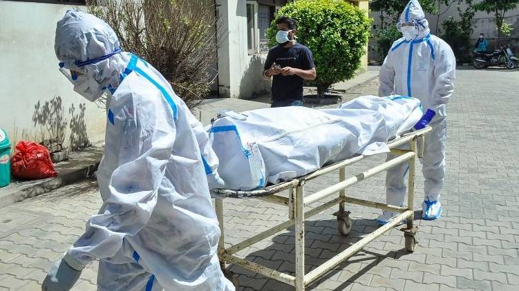 health department revealed covid death details
