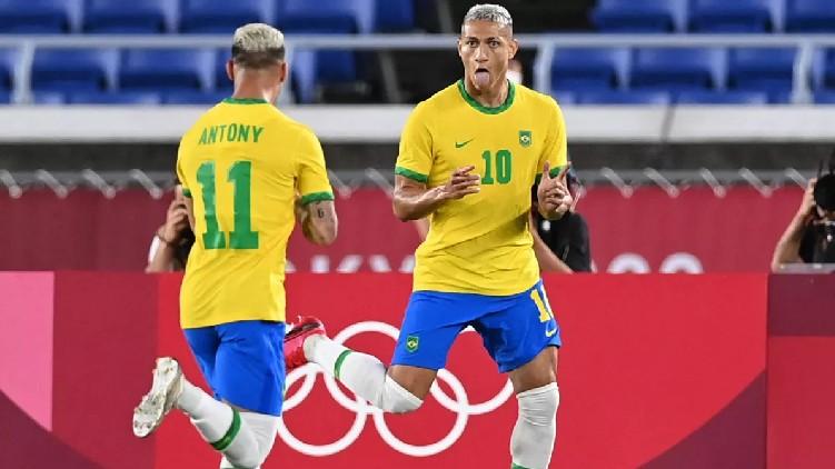 tokyo olympics brazil argentina