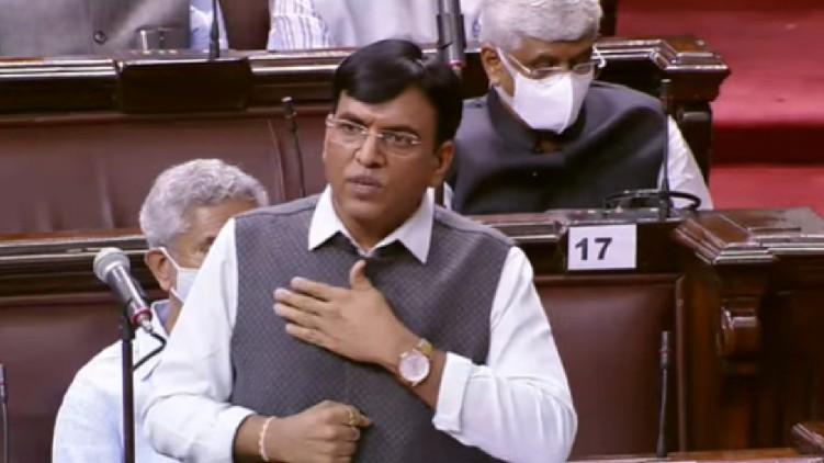 mansukh mandaviya criticizes kerala