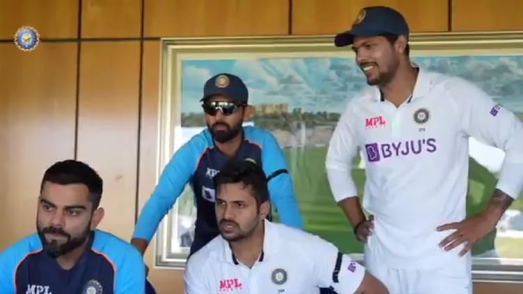india main team watching