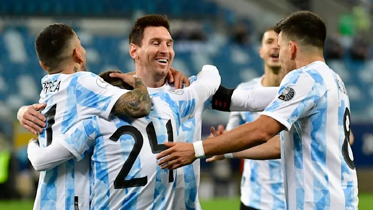 copa america argentina ecuador