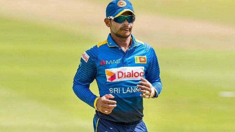 Player positive alternate Srilanka
