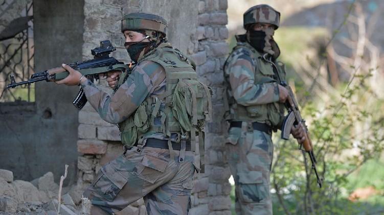 Two militants killed Kashmir