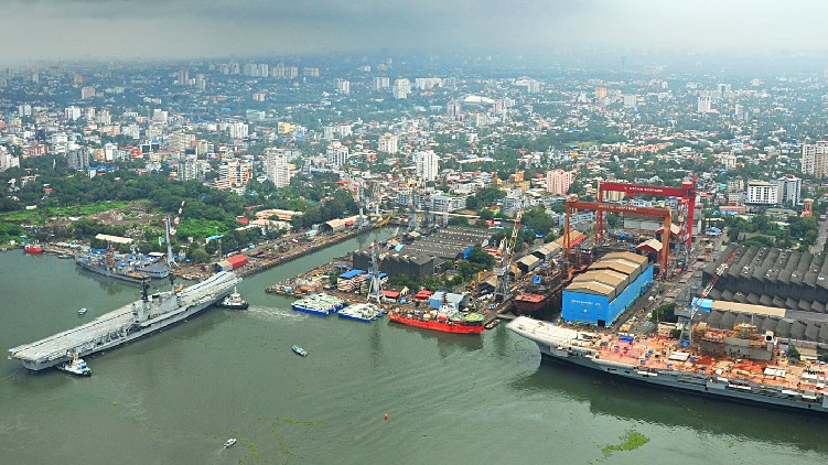 Impersonation cochin shipyard arrest