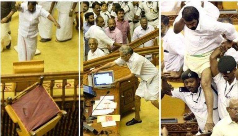 kerala assembly ruckus case