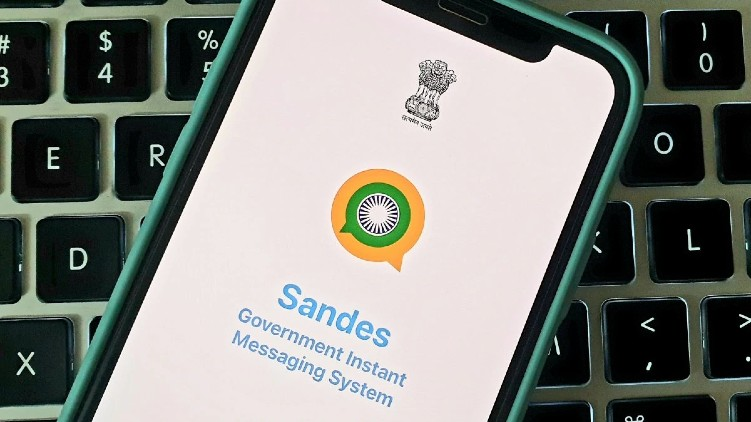 Sandes to counter Whatsapp