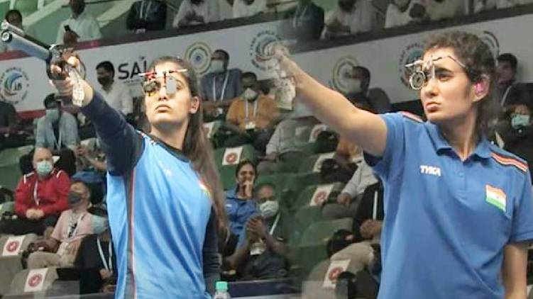 shooting india Olympics