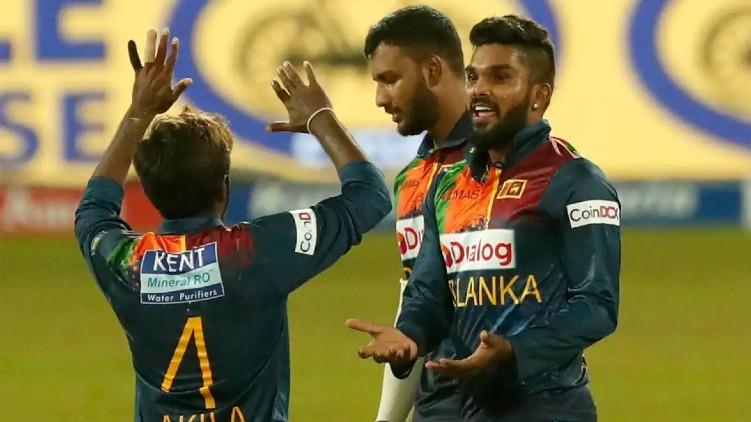 Srilankla Crush India