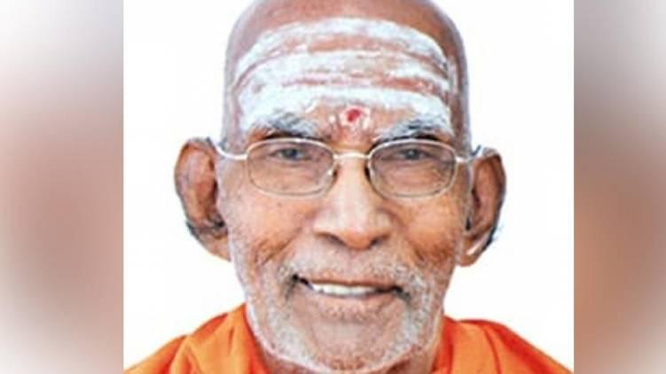 swami prakashananda passes away