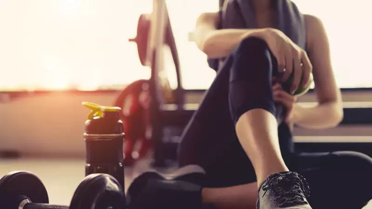 exercise on empty stomach