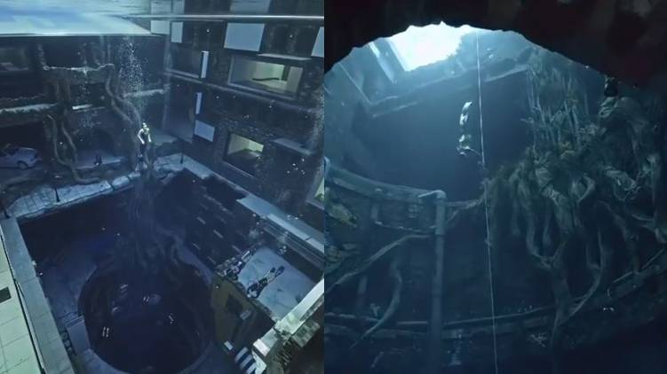 worlds deepest pool video