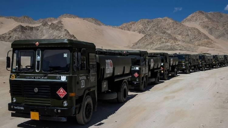 India China Gogra Post