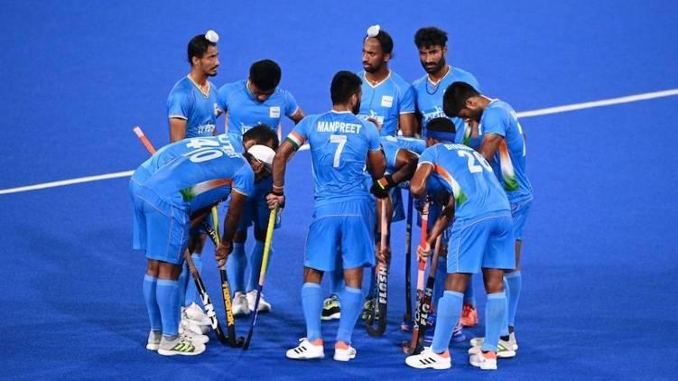 India loses Hockey semi