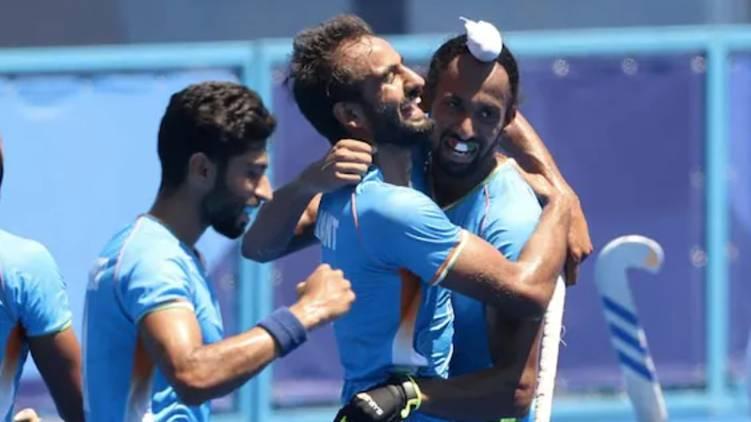 India won bronze