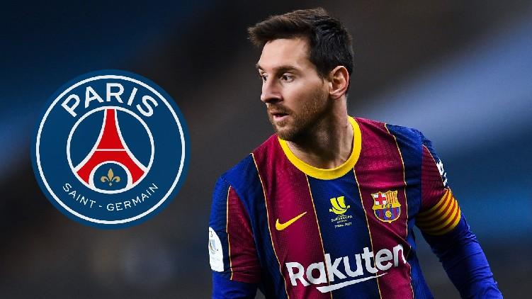Lionel Messi to PSG