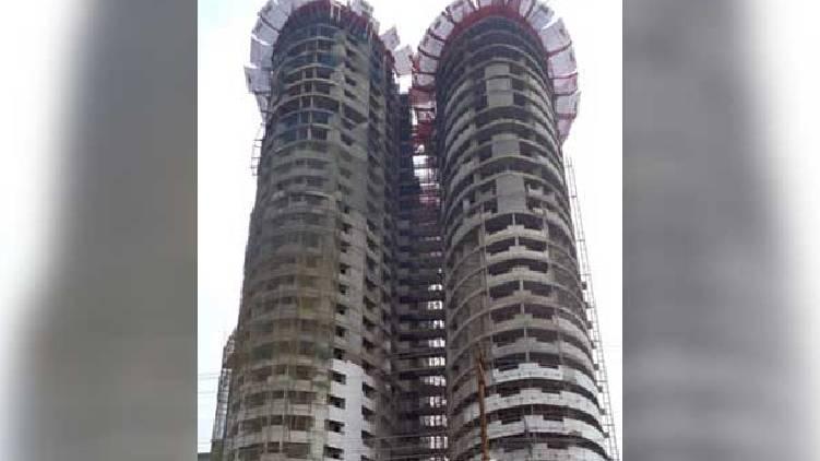 Noida Twin Towers To Be Razed
