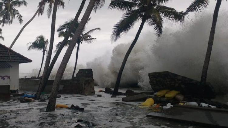 chellanam-coastal infrastructure