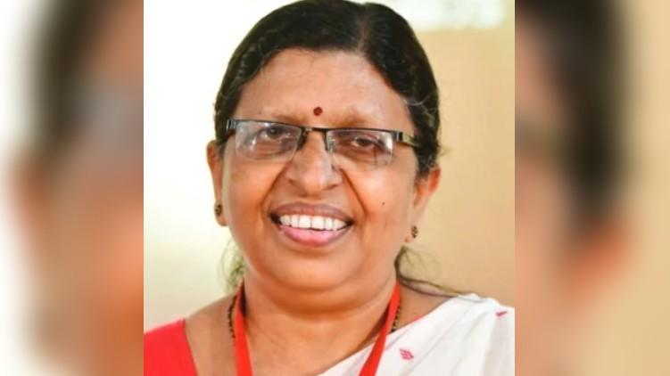 p satheedevi, women's commission president