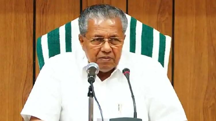 covid review meeting -pinarayi vijayan