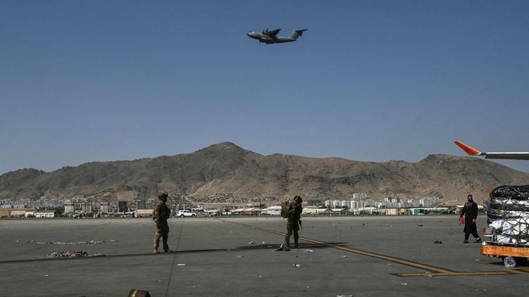 afgan military plane crashes