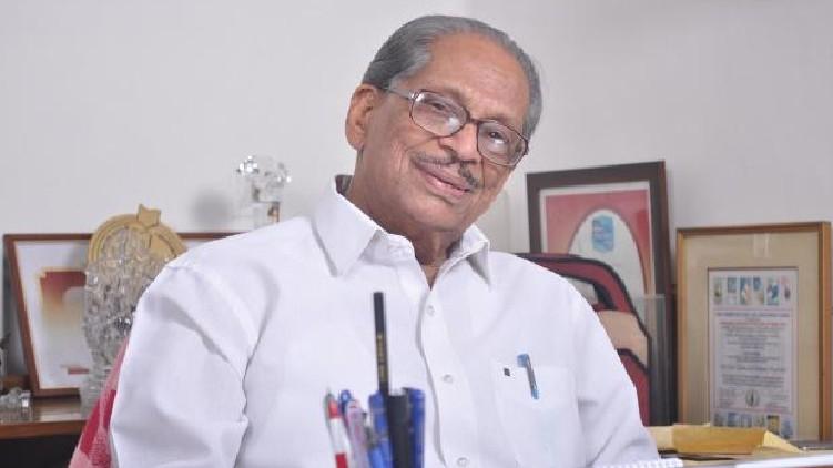 omchery N.N pillai -kendra sahitya academy award
