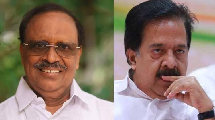 Sooranad Rajasekharan against ramesh chennithala