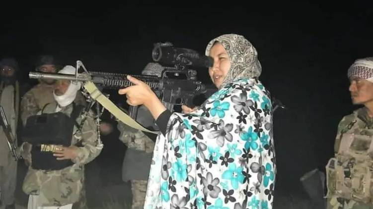 Taliban captures Salima Mazari