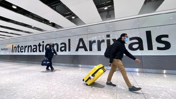 UK relaxes travel restrictions