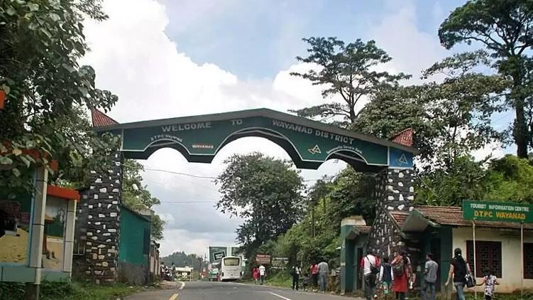 Complete lockdown in Wayanad
