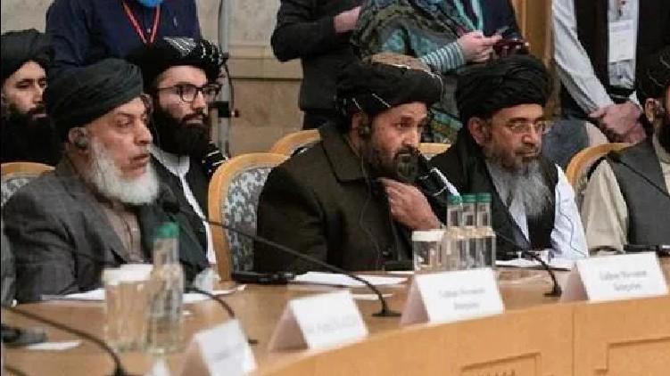 India - Taliban discussion