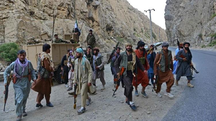 Taliban attacks Panjshir