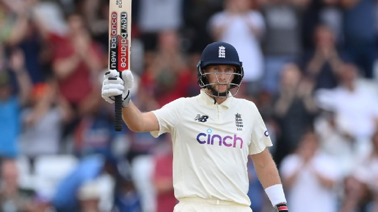 england second innings root