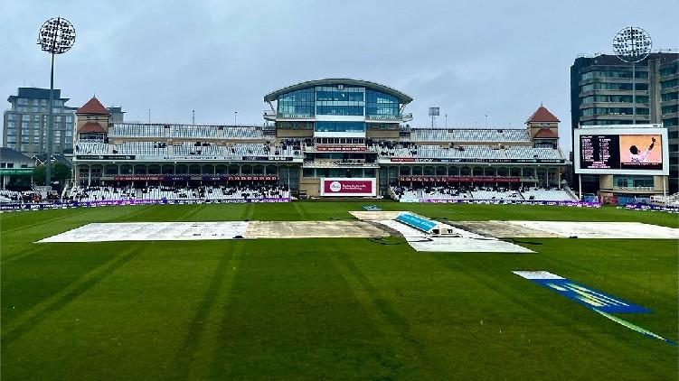 rain england india test abandoned